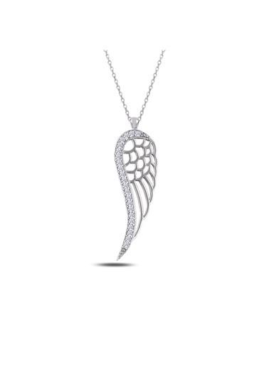 Angemiel Kolye Gümüş
